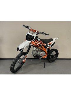 """Kayo TT125 Dirtbike mit 14"""" 17"""" Räder - Schalter"""