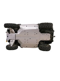 Iron Baltic Skid plate full kit CanAm 1000 Commander