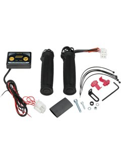 Moose Utility ATV Griffheizung Clamp-on Dual Zone Heated Grip Kit