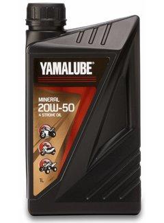 Yamalube Yamalube - Mineral 20W-50 4-Stroke Oil
