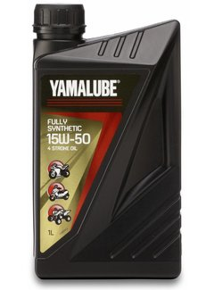 Yamalube Vollsynthetisches Motoröl FS 15W-50