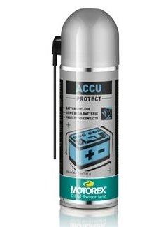 Motorex Accu Protect Batteriepflege