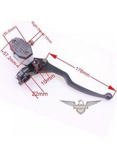Wingsmoto Rechter Handbremszylinder + Hebel