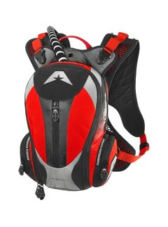 American Kargo Turbo 2 Liter Hydration Bag red