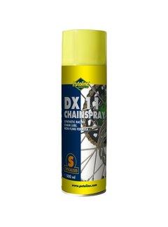 Putoline DX 11 Kettenspray für offene MX-Ketten, synthetisch, 0,5 Liter Spraydose