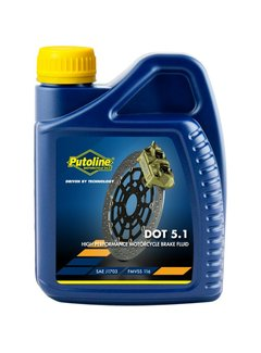 Putoline DOT 5.1 BRAKE FLUID