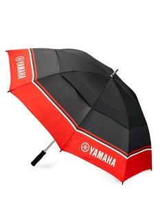Regenschirm schwarz / rot