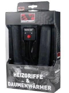 Koso EXP Griffheizung Heizgriffekit - Daumenwärmer 5stufig