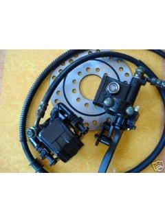 Solido Hydraulischer Bremsen KiT hinten für Kinderquad 125cc oder 1000W