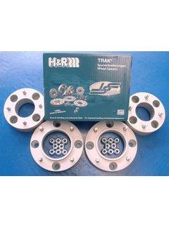 H&R HuR Spurverbreiterungen Satz vorne + hinten für Yamaha YFZ 450, YFM 350R, 660R, 700R