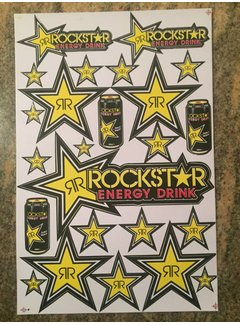 Rockstar Sticker Set Nr.2