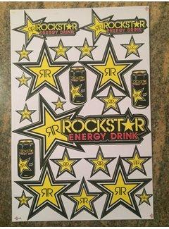 Rockstar Sticker Set Nr.2