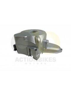 Actionbikes Mini Quad 110cc / 125cc Lichtmaschinengehäuse silber/Anlasser oben