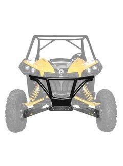 XRW FRONT BUMPER BR8 BLACK - MAVERICK 1000 XDS / XRS TURBO