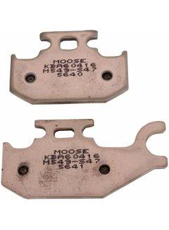 Moose Utility Bremsbelege Sinter M549-S47 vorne rechts