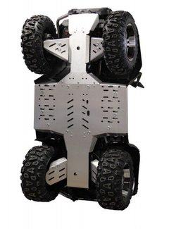 "Iron Baltic Skid plate full kit ""multipart"" CFMoto CForce X8"