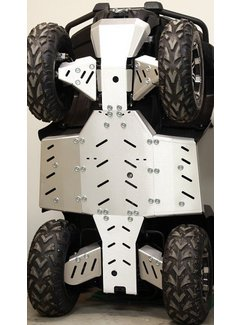 Iron Baltic Skid plate FULL KIT CF Moto CFORCE 450