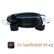 DOSTAR Câble de recharge véhicule électrique 16A Monophasé Type 2 - Type 2 (8 mètres)