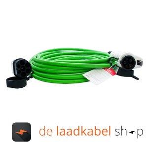 Ratio Câble de recharge véhicule électrique 32A Monophasé Type 2 - Type 1 (8 mètres)