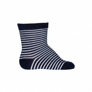 Bonnie Doon Babysokje Breton Stripe