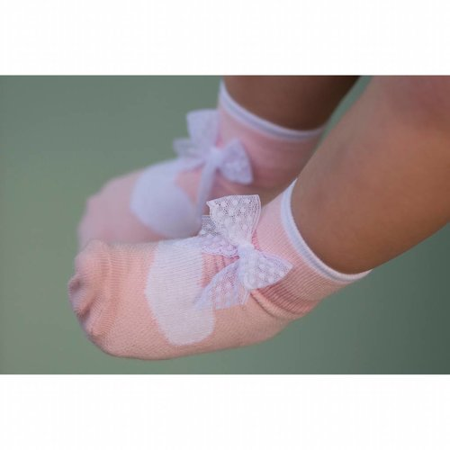 Bonnie Doon Newborn Sweet Ribbon Mint