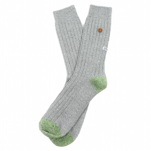 Alfredo Gonzales Twisted Wool Anthra/Green