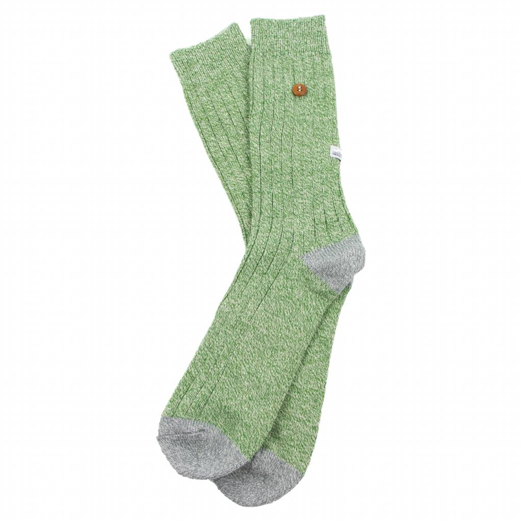 Alfredo Gonzales Twisted Wool Green/Grey