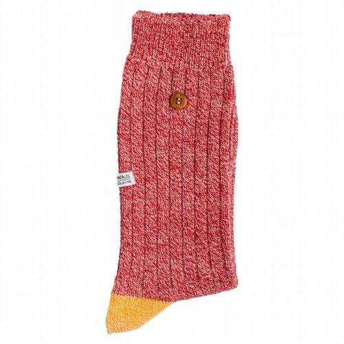 Alfredo Gonzales Twisted Wool Red/Yellow