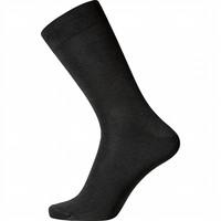 Zwarte sok 100% katoen
