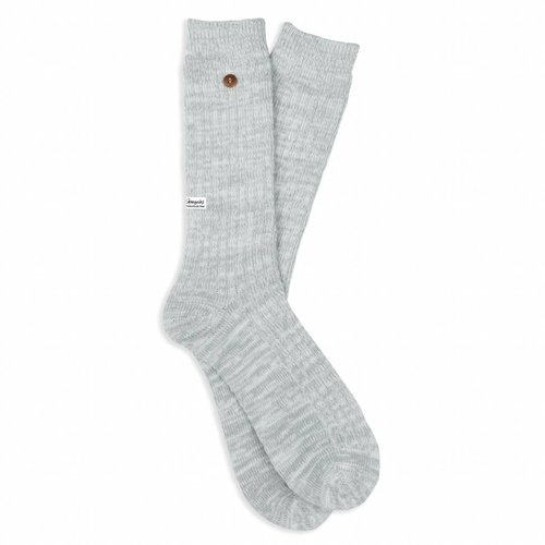 Alfredo Gonzales Twisted Wool Plain Grey