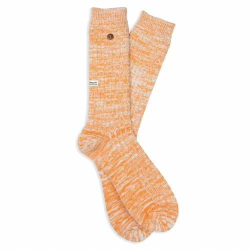 Alfredo Gonzales Twisted Wool Plain Orange