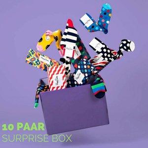 Happy Socks Mega Gift 10-pack Surprise Box