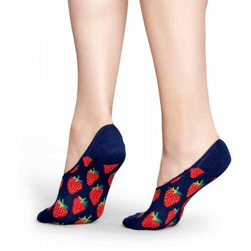 Happy Socks Strawberry Liner Navy