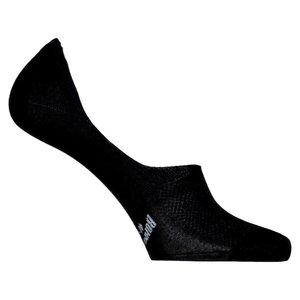 Bonnie Doon Sneaker Footie Heren Zwart