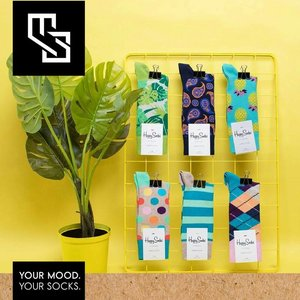 Happy Socks 6 days of socks Surprise Box