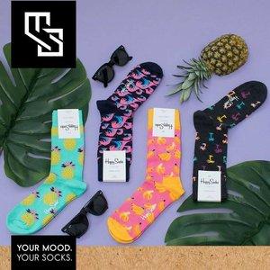 Happy Socks 4 pack Fan surprise giftbox