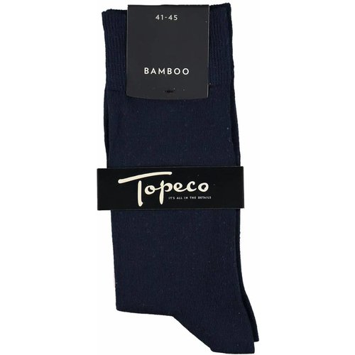 Topeco Bamboe Solid Navy