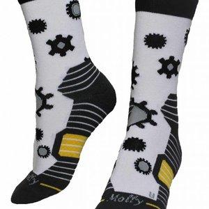 Molly Socks Steampunk Wandelsokken