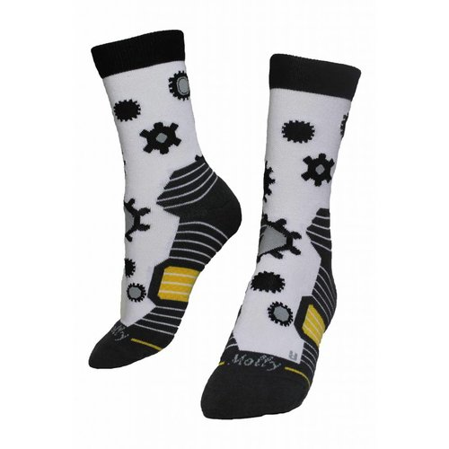 Molly Socks Steampunk Wandelsokken