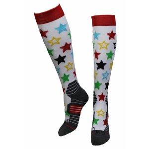 Molly Socks Stars Skisokken