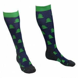 Molly Socks Pine Tree Skisokken
