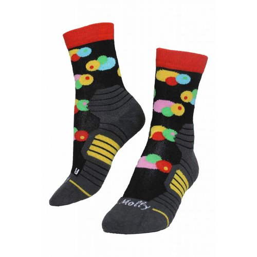 Molly Socks Dots Wandelsokken