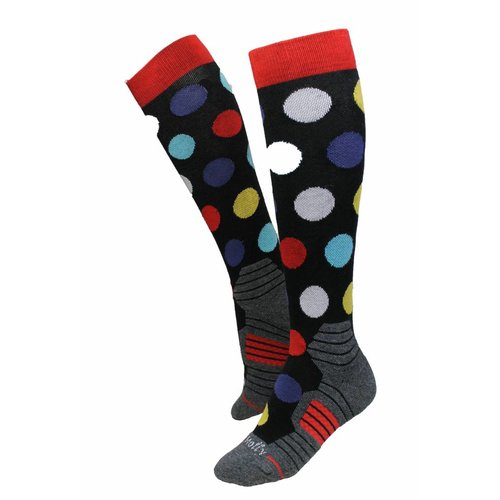 Molly Socks Dots Skisokken