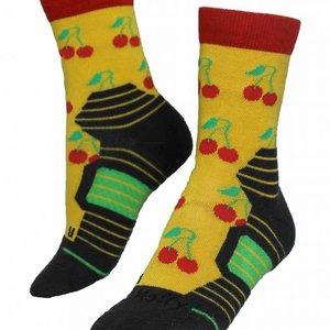 Molly Socks Cherry Wandelsokken