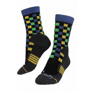 Molly Socks Checkered Wandelsokken