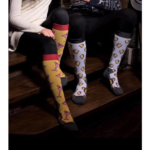 Molly Socks Beer Skisokken