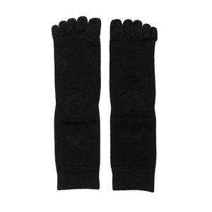 Bonnie Doon Plain Toe Sock Zwart