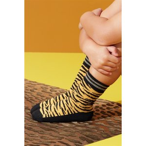 Bonnie Doon Zebra Sock