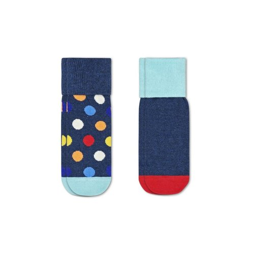 Happy Socks Anti-Slip Big Dot 2-pack
