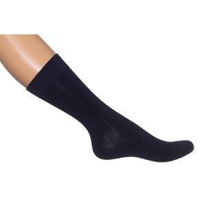 Bonnie Doon Bamboo Sock Navy